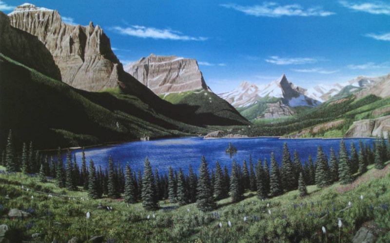 Thumbnail for St. Mary Lake